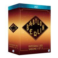 Coffret Babylon Berlin Saisons 1 et 2 Blu-ray