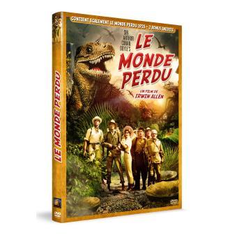 Jurassic ParkLe Monde Perdu DVD