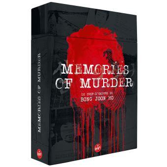 MEMORIES OF MURDER-FR-BLURAY+DVD