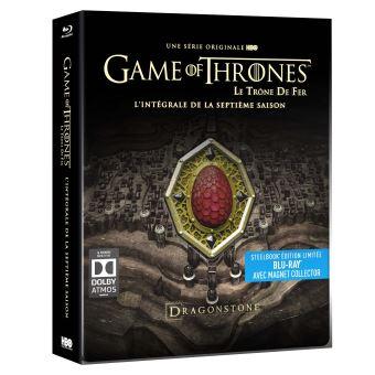 Le trône de ferGame of Thrones Saison 7 Steelbook Edition Limitée Blu-ray