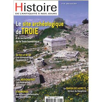 Histoire de l'antiquite a nos jours,98:site archeologique de