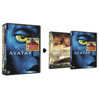 Avatar/Titanic-DUO-PACK-BIL