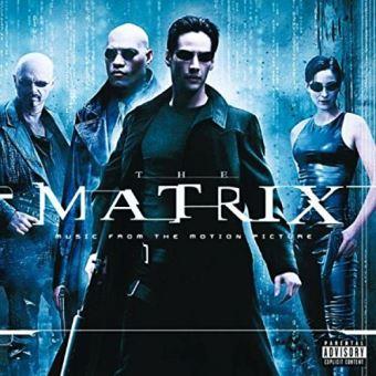 Ost the matrix black/blue ma
