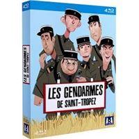 Coffret Le Gendarme - L'intégrale - Blu-Ray