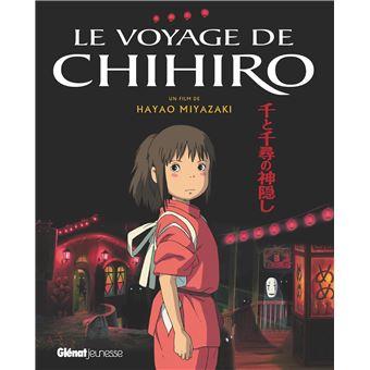 Le voyage de ChihiroLe voyage de chihiro album du film studio ghibli