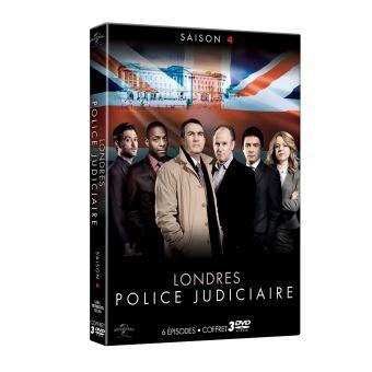 Londres, police judiciaireLondres, Police Judiciaire Saison 4 DVD
