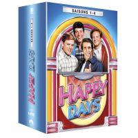 Coffret Happy Days Saisons 1 à 4 DVD