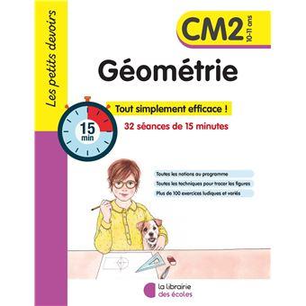 Les Petits Devoirs Géométrie CM2 Cycle 2