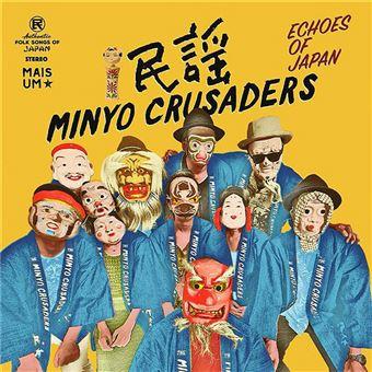 Cover MINYO CRUSADERS - Akita Nikata Bushi