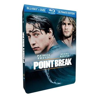 Point Break [Ultimate Edition - Blu-ray + DVD]