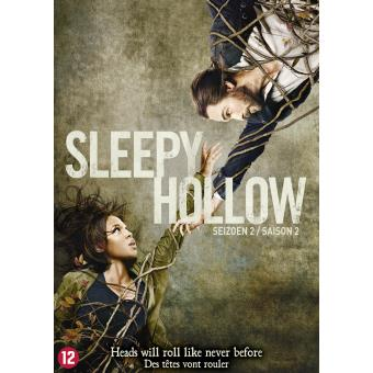 Sleepy Hollow - Seizoen 2 DVD-Box
