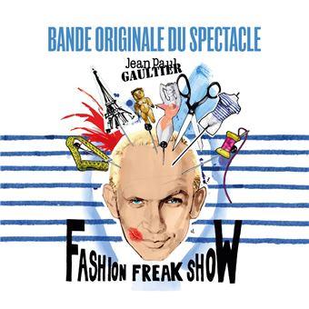 Jp Gaultier Fashion Freak Show Coffret