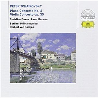 Concerto pour piano 1/concerto pour violon