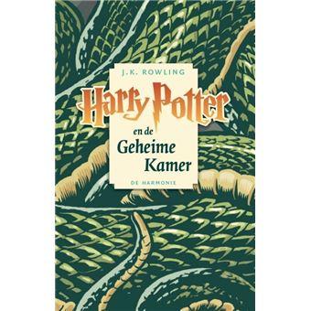 Harry potter harry potter en de geheime kamer j k for De geheime tuin boek