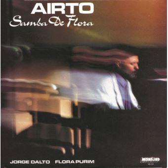 Soul Jazz Records Presents Airto Sa