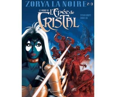 Le Monde de l'Épée de cristal