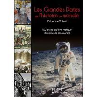 Petit livre de - Les grandes dates de l'Histoire du monde NE