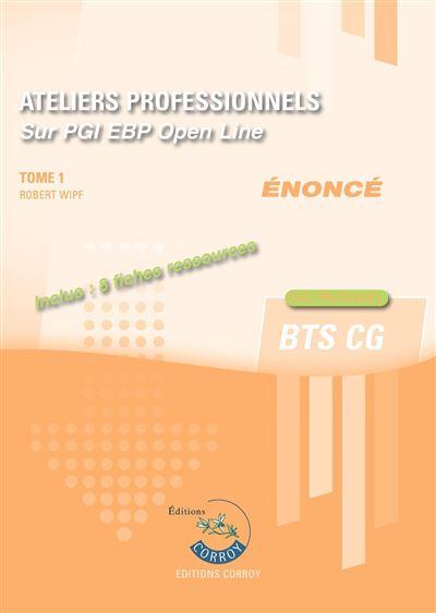Ateliers professionnels t1 - enonce