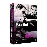 Coffret Pasolini DVD