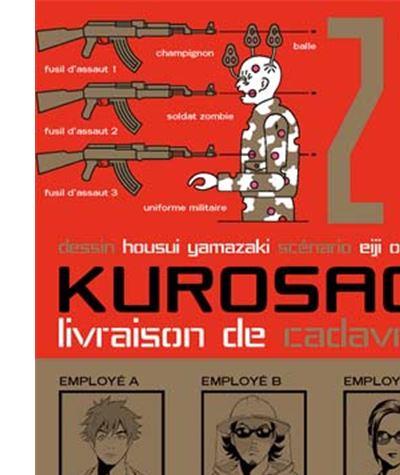 Kurosagi, livraison de cadavres - Livraison de cadavres Tome 21 : Kurosagi