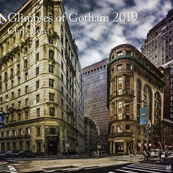 Chris Lord Glimpses of Gotham Kalender 2019