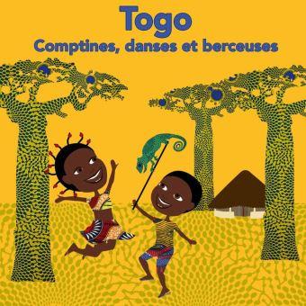 Togo comptines danses et berceuses
