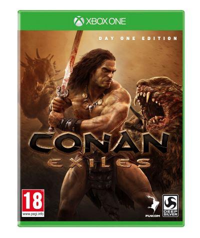 Conan Exiles Edition Collector Xbox One