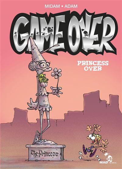 Game Over Princess Over