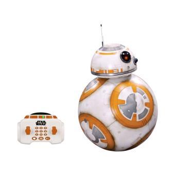 robot droid interactif bb8 u command star wars 44cm. Black Bedroom Furniture Sets. Home Design Ideas