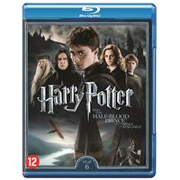 HARRY POTTER 6:HALF-BLOOD PRINCE-BIL-BLURAY