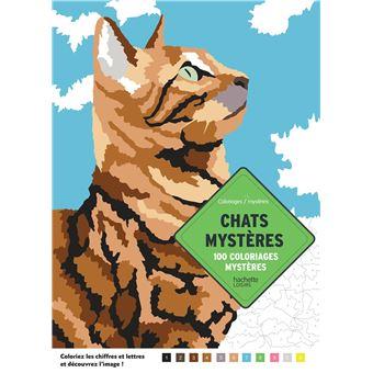 Chats mystères