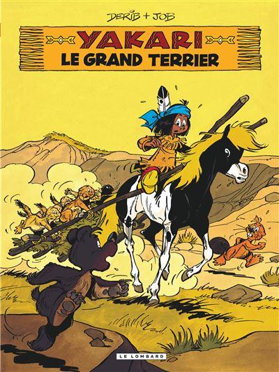 Yakari - Le Grand terrier (version 2012)
