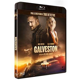 Galveston Blu-ray