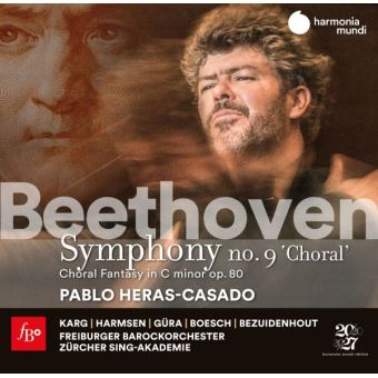 Beethoven. Symphony no. 9 And Choral Fantasy - 2 CDs
