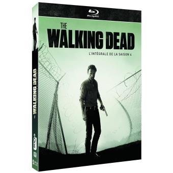 The Walking DeadThe Walking Dead Saison 4 Blu-ray