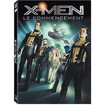 X-MenX-Men : Le commencement DVD