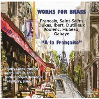 """Works for brass """"à la française"""""""