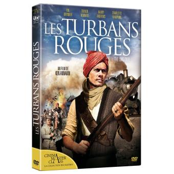 TURBANS ROUGES-FR