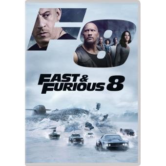 Fast And FuriousThe Fast & The Furious 8 - Nl/Fr