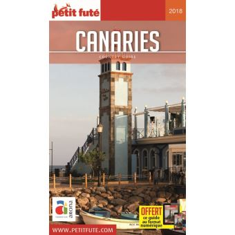 Petit Futé Country Guide Canaries