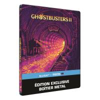 SOS fantômes 2 Steelbook Pop Art Blu-ray