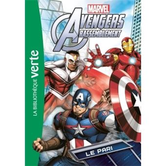 AvengersAvengers 09 - Le pari