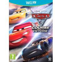 Cars 3 Course Vers la Victoire Nintendo Wii U