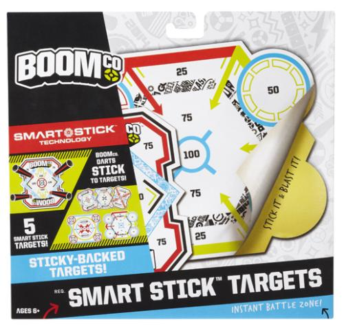 Cible Smart Stick Targets BOOMco
