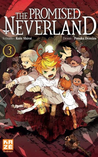 The Promised Neverland T03 - 9782820334060 - 4,99 €