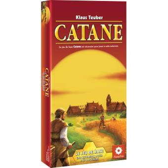 COLONS DE CATANE - 5-6 JOUEURS