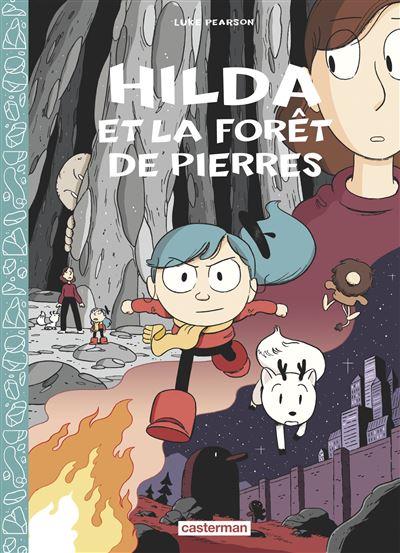 Hilda et la forêt de pierres