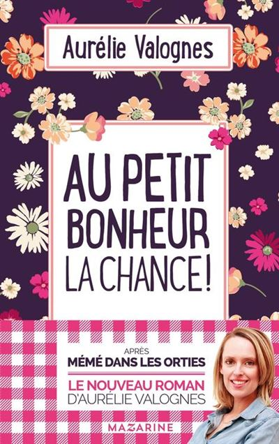 Au petit bonheur la chance - 1230002814452 - 5,99 €