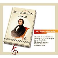 Journal musical de Chopin - Etudes mazurkas polonaises