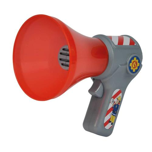 Megaphone Sam Le Pompier Smoby